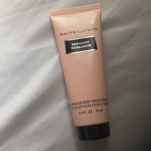 Ralph Lauren midnight romance body lotion